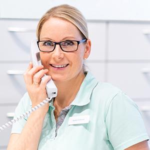 Zahnarztpraxis Wiedhahn Kontakt
